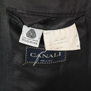 Canali Suits & Blazers - Canali Two Button Full Canvas Italian Sport Coat